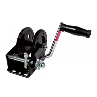 BLA Trailer Winch, Dual Gear Drive 727kg capacity - Boating & Marine