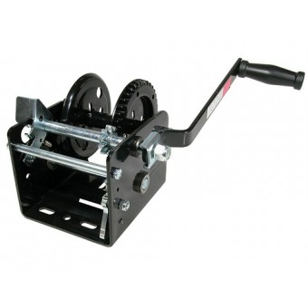 BLA Trailer Winch, Two Speed, 1150kg capacity - Boat Trailer Winches