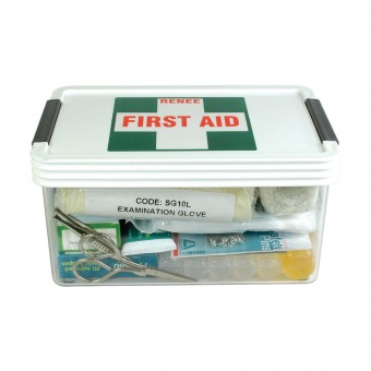 BLA Renee First Runabout Aid Kit - Camper Trailer - First Aid & Safety Equipment