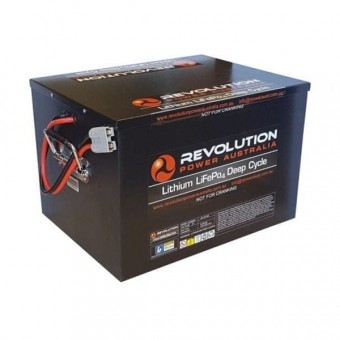 Revolution Power 24v 200Ah Lithium Battery - Root Catalog