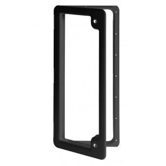 Thetford Service Door Model 5, Black