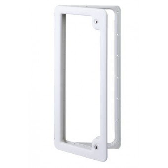 Thetford Service Door Model 5, White