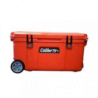 BlackWolf 75 Litre Hardside Icebox Cooler - New Products!
