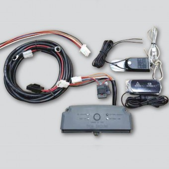 Tow Secure TS2000 Breakaway Control + Harness with Tekonsha Switch - Brake Controllers