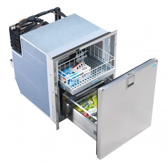 Isotherm Cruise Inox 55 Litre Stainless Steel Compressor Drawer Freezer - Compressor Drawer Fridges
