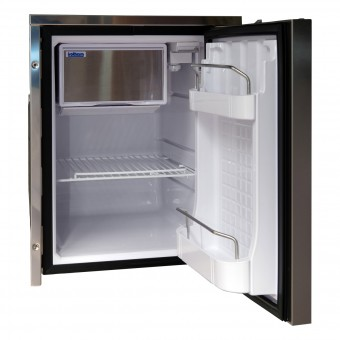 Isotherm Inox Clean Touch 49 Litre Stainless Steel Compressor Refrigerator - Small (Up to 80 Litres) Compressor Fridges