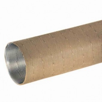Truma 80mm Ducting, 5 Metre Roll, required for Vario Heat - Root Catalog