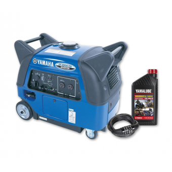 Yamaha 3000w Inverter Generator Pack - SALE