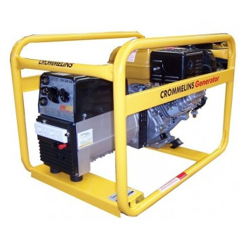Crommelins Robin 6kVA Welder Generator Workcover Approved - Generators & Power
