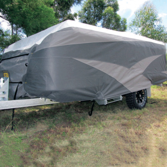 ADCO Camper Trailer Cover 12-14' CRVCTC14 (3672-4284mm) - Root Catalog