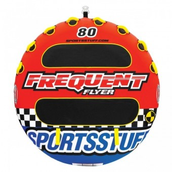 Kwik Tek Sportsstuff- Frequent Flyer, Inflatable Tube - Root Catalog