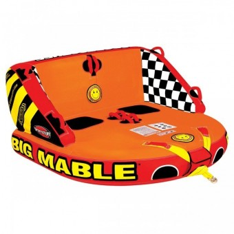 Kwik Tek Sportsstuff- Big Mable, Inflatable Tube - Boating & Marine
