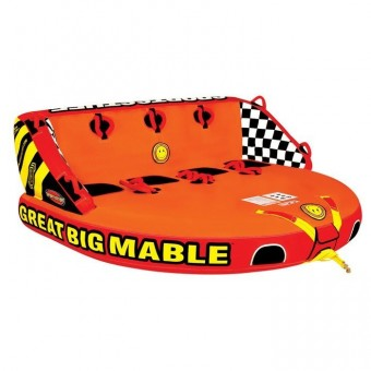 Kwik Tek Sportsstuff- Great Big Mable, Inflatable Tube - Boating & Marine