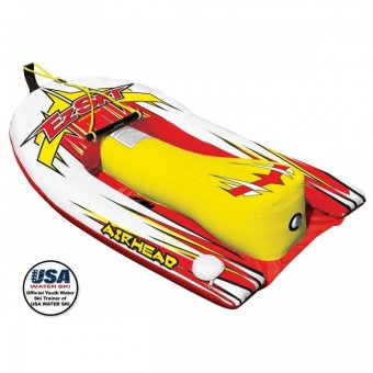 Kwik Tek Airhead - Big Ez Ski, Inflatable Tube - Inflatable Craft