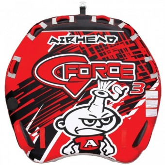 Kwik Tek Airhead - G Force 3, Inflatable Tube - Inflatable Craft