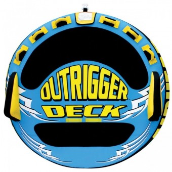 Kwik Tek Airhead - Outrigger, Inflatable Tube - Root Catalog