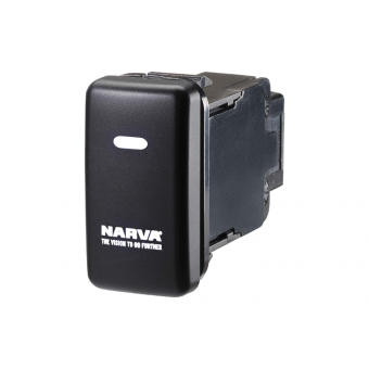 Narva 12V OE Style Toyota Switch; Item Switch - 4WD Vehicle Electrical