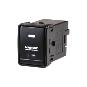 Narva 12V OE Style Nissan Switch; Item Switch - 4x4 Vehicle Switches