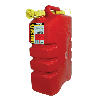 Fuel Safe 20 Litre All Plastic Jerry Can - Fuel tanks & Water tanks