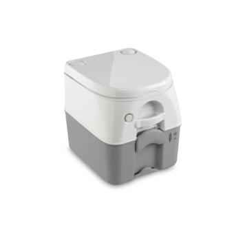 Dometic 976 SaniPottie Portable Toilet, 18.9 Litre Tank - Caravan Hardware & Accessories SALE