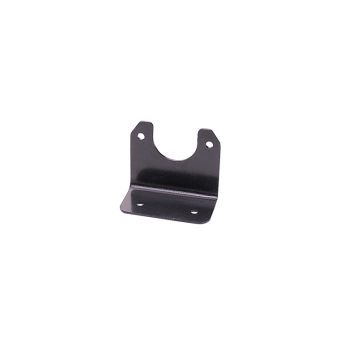 Narva Angled Bracket for Small Round Plastic Socket - Vehicle Accessories