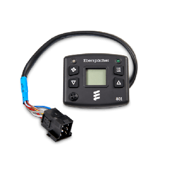 801 modulator controller - required with the Eberspacher Airtronic D4