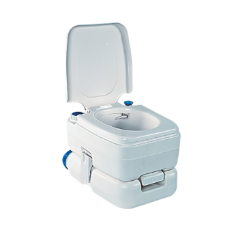 Fiamma Bi-Pot 30 Portable Toilet with 11L Waste Tank, 01356-01 - Camping Bathroom
