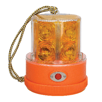 Narva Sentry LED Portable Battery Powered Strobe with Magnetic Base - Work Lights & Emergency Lighting
