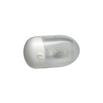 Narva 12V Interior Dome Lamp - Caravan Lights & Switches