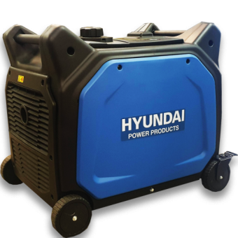 Hyundai HY6500SEiRS 6500w Inverter Generator with Remote Start - Root Catalog
