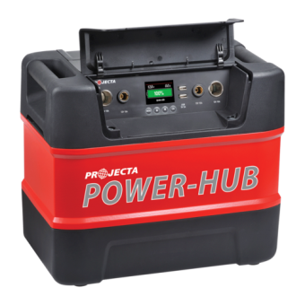 Projecta 12V Portable Power-Hub - Power Packs & Battery Boxes