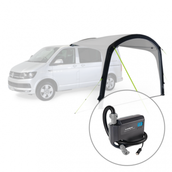 Dometic Sunshine Air Pro VW Inflatable Static Awning - 4WD & Van Awnings