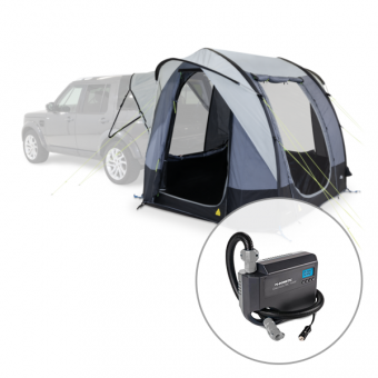 Dometic Tailgater Air Inflatable SUV Awning - 4WD & Van Awnings