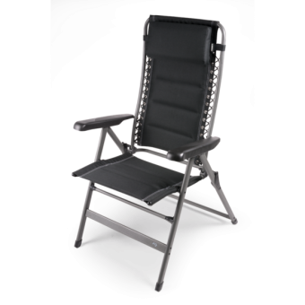 Dometic Lounge Firenze Reclining Camping Chair - Camping Furniture & Sleeping