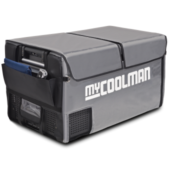myCOOLMAN Insulated Cover to Suit 96L Dual Zone Fridge Freezer - Root Catalog