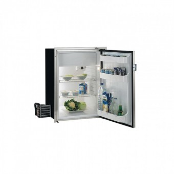 Vitrifrigo C130LX 130L Stainless Steel Fridge, External Compressor, 12/24 volt - Root Catalog