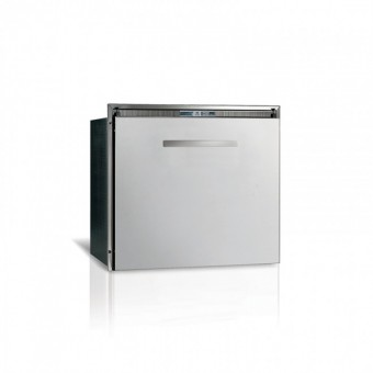 Vitrifrigo DW100RFX 95L Stainless Steel Single Fridge Compartment, 12/24 Volt - Root Catalog