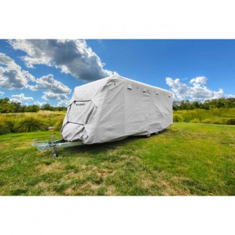 Camec Premium Caravan Cover - Fits Van 16 - 18ft 4.8 - 5.4m - Root Catalog