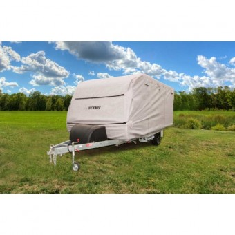 Camec Premium Pop-Top Cover - Fits Pop Top 18 - 20ft 5.4 - 6.0m - Caravan Covers