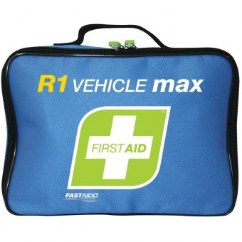 FastAid Delux Vehicle First Aid Kit - First Aid & Safety Equipment