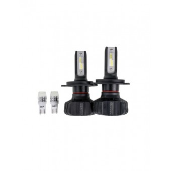 Thunder LED H4 Driverless Globe Kit - Globes, Bulbs & Tubes