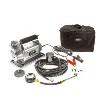 Hulk 4X4 12V 150PSI Portable Air Compressor, 72 L/Minute - 4x4 12v Air Compressors