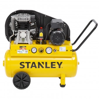 Stanley 50L Oil Free Belt Drive Air Compressor, 2.5hp - Root Catalog