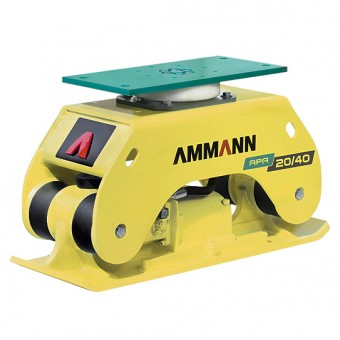 Ammann APA20/40 Add-on Compactor (No Rotator Model Shown)