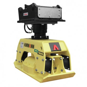 Ammann APA55/46 Hydraulic Rotator Add-on Compactor - Groundcare, Concreting & Tools SALE
