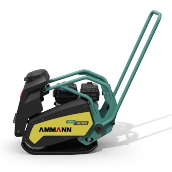 Ammann APF 12/33 Petrol Vibratory Plate Compactor 68kg - Forward Moving Plate Compactors