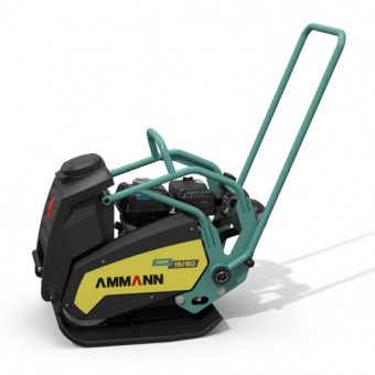 Ammann APF 15/50 Petrol Vibratory Plate Compactor 84 kg - Concreting Equipment