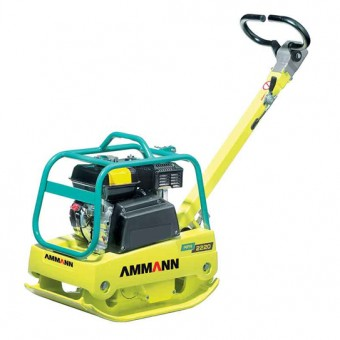 Ammann APR 2220 Petrol Reversible Vibratory Plate Compactor 100 kg - Concreting And Compaction - Best Seller