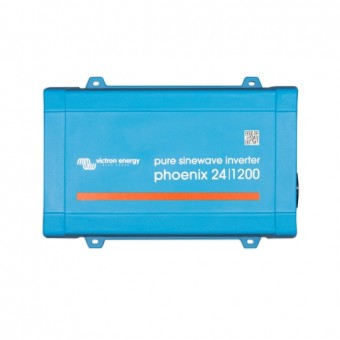 Victron Phoenix Inverter 24V / 1200VA VE.Direct AU/NZ - 24V Off Grid Inverters