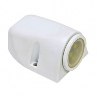 Baintech 12V White LED Light Surface Mount - Root Catalog